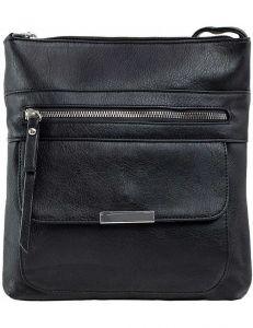 černá dámská crossbody kabelka vel. ONE SIZE 140553-556863
