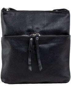 černá dámská crossbody kabelka vel. ONE SIZE 140650-556872