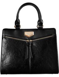černá shopper kabelka monnari vel. ONE SIZE 150520-560254