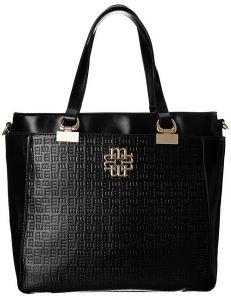 černá dámská kabelka 2v1 monnari vel. ONE SIZE 150523-560257