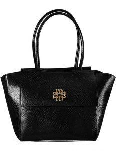černá dámská shopper kabelka monnari vel. ONE SIZE 150524-560258