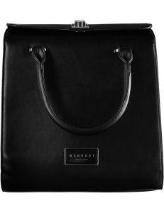 černá elegantní kabelka monnari vel. ONE SIZE 150529-560263