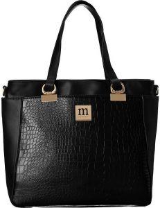 černá dámská kabelka 2v1 monnari vel. ONE SIZE 150531-560265