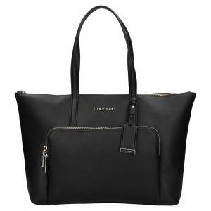 Dámská kabelka Calvin Klein Dolores – černá