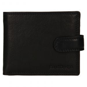 Pánská kožená peněženka SendiDesign Dowsn – černá