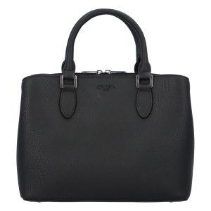 Dámská kabelka do ruky černá – Hexagona Purdy černá