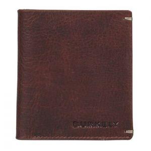 Pánská kožená peněženka Burkely Sten – tmavě hnědá