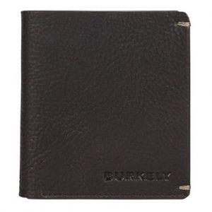 Pánská kožená peněženka Burkely Sten – černá