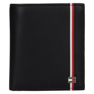 Pánská kožená peněženka Tommy Hilfiger Rejno – tmavě modrá