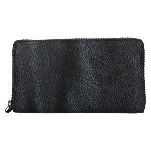 Dámská kožená peněženka Lagen Libertad – šedo-černá