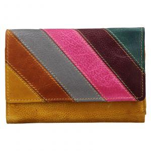 Dámská kožená peněženka Lagen Esmerelda