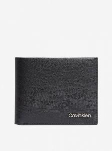 Calvin Klein černá pánská kožená peněženka