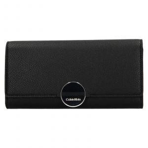 Dámská peněženka Calvin Klein Brenda – černá