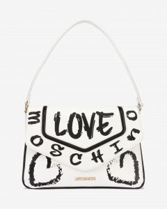 Love Moschino Kabelka Bílá