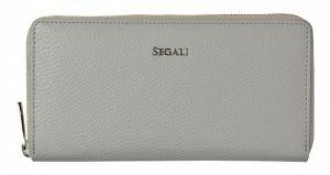 SEGALI Dámská kožená peněženka 7395 grey