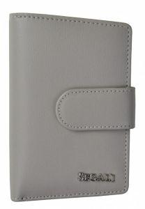 SEGALI Dámská kožená peněženka 50313102 grey