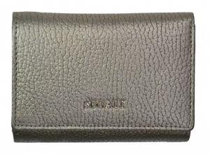 SEGALI Dámská kožená peněženka 7106 B plata vieja