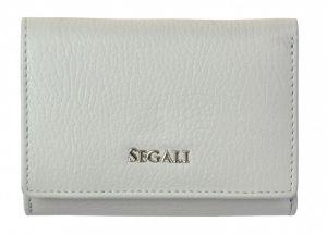 SEGALI Dámská kožená peněženka 7106 B grey