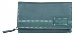 SEGALI Dámská kožená peněženka 1770 green