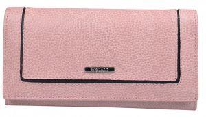 SEGALI Dámská kožená peněženka 7075 pink