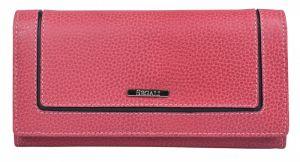 SEGALI Dámská kožená peněženka 7075 carmine