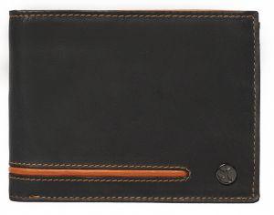 SEGALI Pánská kožená peněženka 730 115 2007 antracite
