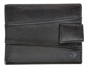 SEGALI Pánská kožená peněženka 61325 black