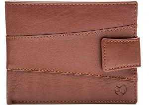 SEGALI Pánská kožená peněženka 61325 cognac