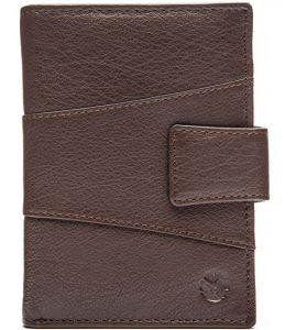 SEGALI Pánská kožená peněženka 61326 brown