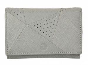 SEGALI Dámská kožená peněženka 10035 grey