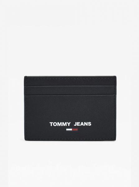 Tommy Hilfiger černý pánský dokladovník