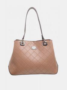 Bessie London béžové kabelka