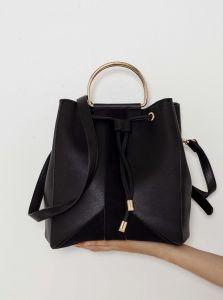 Černá kabelka CAMAIEU