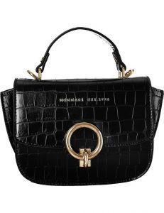 černá crossbody kabelka s imitací krokodýlí kůže monnari vel. ONE SIZE 153474-574079