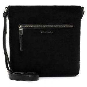 Dámská crossbody kabelka Emily & Noah Lolla – černá