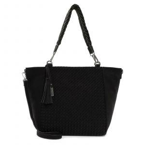Dámská kabelka Tamaris Divie – černá