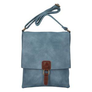 Dámská crossbody kabelka Paolo Bags Fiona – světle modrá