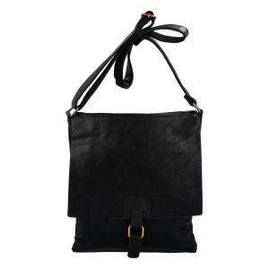 Dámská crossbody kabelka Paolo Bags Fiona – černá