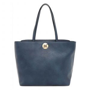 Dámská kabelka Emily & Noah Florantine – modrá