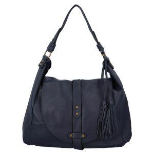 Dámská kabelka přes rameno Paolo Bags Kamila – modrá