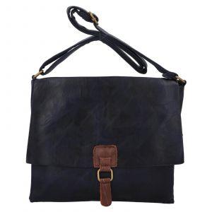 Dámská crossbody kabelka Paolo Bags Petra – tmavě modrá