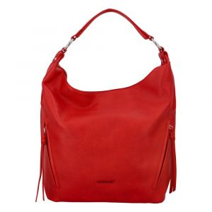 Dámská kabelka David Jones Ania – červená