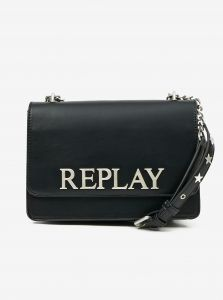 Černá kabelka Replay