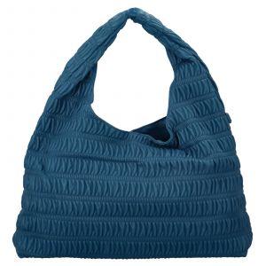 Dámská kabelka přes rameno Paolo Bags Jitka – světle modrá
