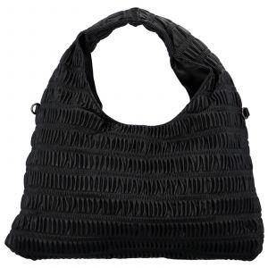 Dámská kabelka přes rameno Paolo Bags Jitka – černá