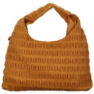 Dámská kabelka přes rameno Paolo Bags Jitka – hořčicová