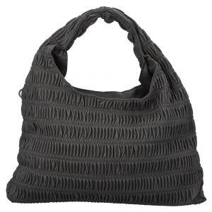 Dámská kabelka přes rameno Paolo Bags Jitka – šedá
