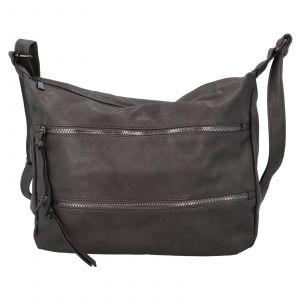 Dámská crossbody kabelka Paolo Bags Helena – šedá