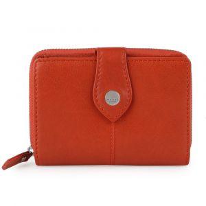Maître Dámská kožená peněženka Lemberg Diethilde 4060001391 – oranžová