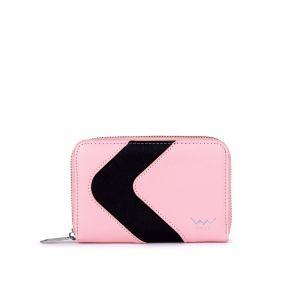 Vuch růžová peněženka Elfrida